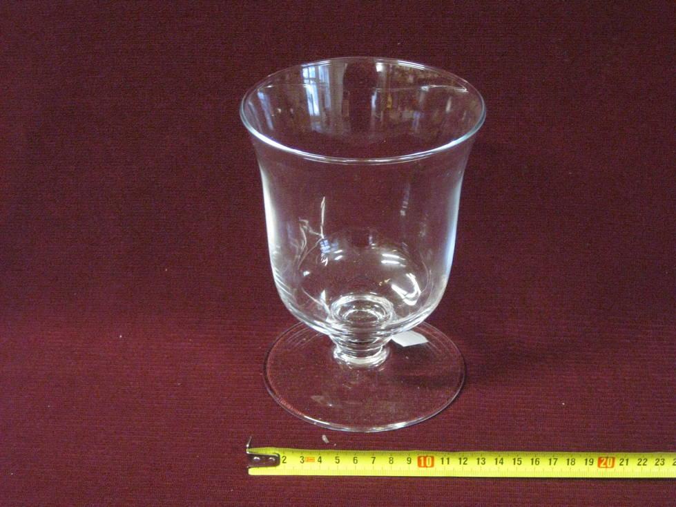 Taurė stiklinė dekoravimui