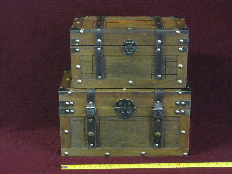 Dėžutė medinė