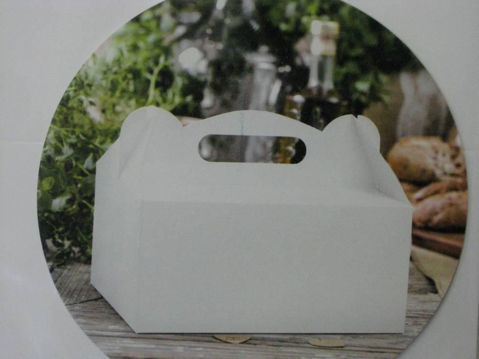 Dėžutė popierinė
