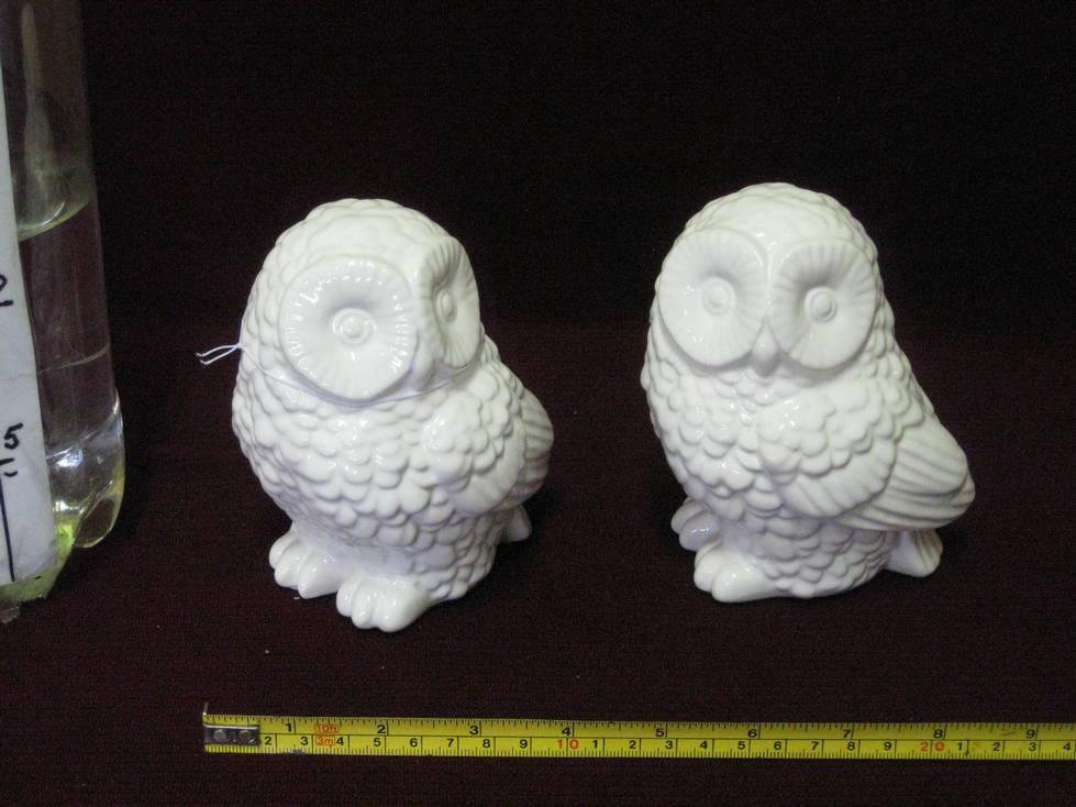 Pelėda keramikinė